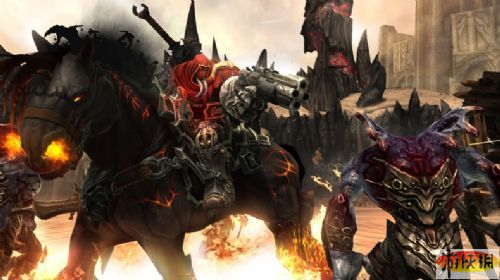 《暗黑血统》游戏截图3-9