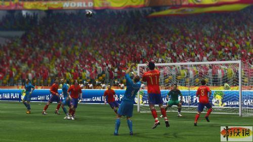 2010 南非世界杯足球赛 游戏截图6图片 游侠图库