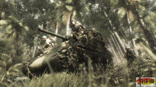 《使命召唤5世界战争》游戏截图1-8