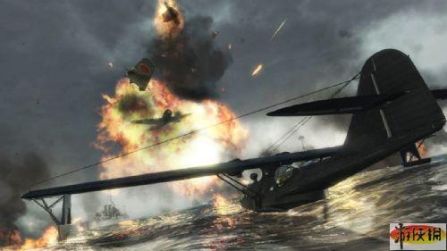 《使命召唤5世界战争》游戏截图1-4