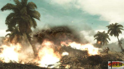 《使命召唤5世界战争》游戏截图1-6