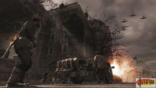 《使命召唤5世界战争》游戏截图2-1