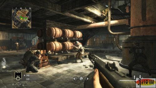 《使命召唤5世界战争》游戏截图2-8
