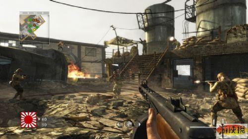 《使命召唤5世界战争》游戏截图2-10
