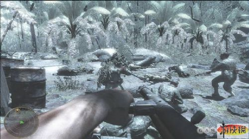《使命召唤5世界战争》游戏截图3-15