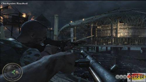 《使命召唤5世界战争》游戏截图3-11