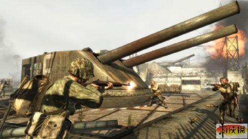 《使命召唤5世界战争》游戏截图3-1