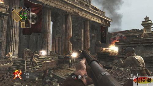 《使命召唤5世界战争》游戏截图3-2