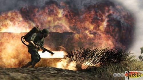 《使命召唤5世界战争》游戏截图4-2