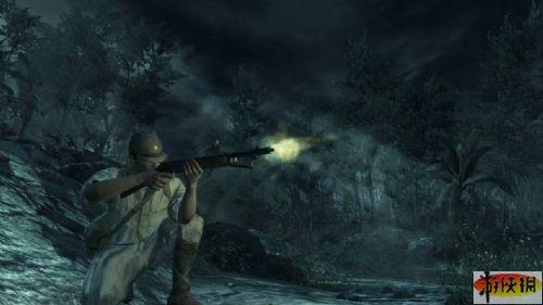 《使命召唤5世界战争》游戏截图4-6