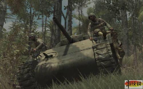 《使命召唤5世界战争》游戏截图4-8