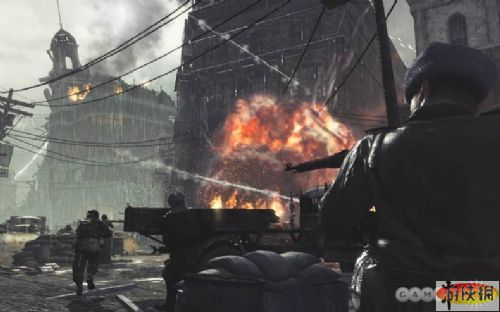 《使命召唤5世界战争》游戏截图5-9