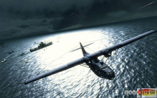 《使命召唤5世界战争》游戏截图5-8