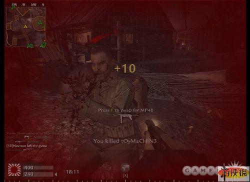 《使命召唤5世界战争》游戏截图6-4