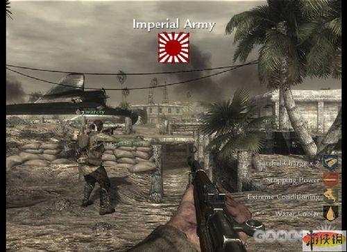 《使命召唤5世界战争》游戏截图6-2