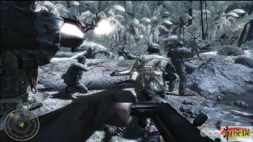 《使命召唤5世界战争》游戏截图6-9