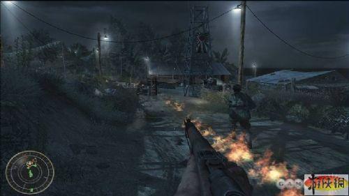 《使命召唤5世界战争》游戏截图6-8