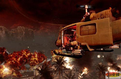 《使命召唤7黑色行动》游戏截图2-6