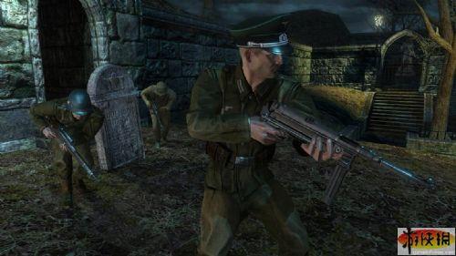 《德军总部》游戏截图5-2