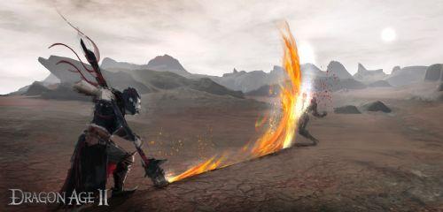 《龙腾世纪2》游戏截图2-1