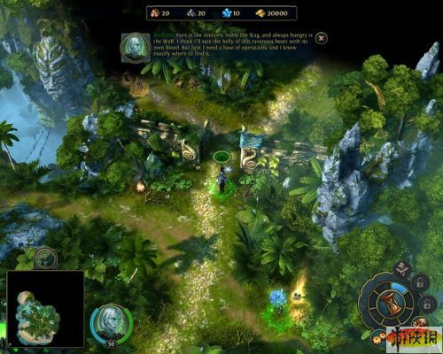 《魔法门之英雄无敌6》精美游戏截图—1-2