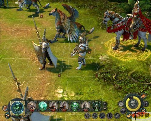 《魔法门之英雄无敌6》精美游戏截图—2-2