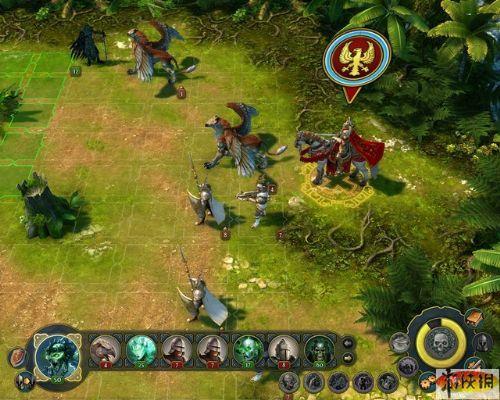《魔法门之英雄无敌6》精美游戏截图—2-3