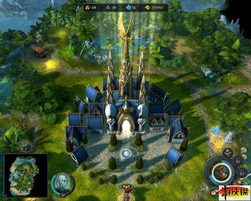 《魔法门之英雄无敌6》精美游戏截图—4-1