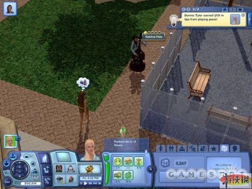 《模拟人生3:深夜狂欢》精美游戏截图—1-5