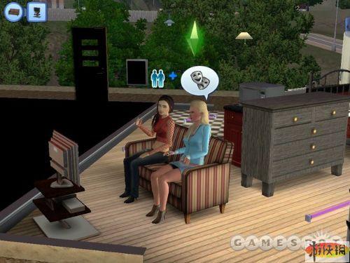 《模拟人生3:深夜狂欢》精美游戏截图—1-3