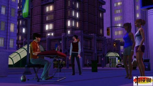 《模拟人生3:深夜狂欢》精美游戏截图—2-1