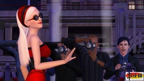 《模拟人生3:深夜狂欢》精美游戏截图—2-4