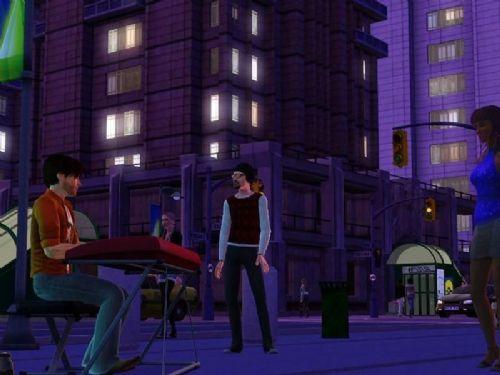 《模拟人生3:深夜狂欢》精美游戏壁纸—2-2
