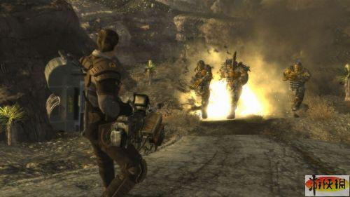 《辐射新维加斯》游戏截图5-6