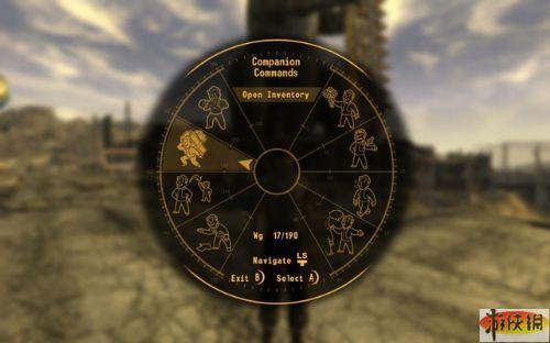 《辐射新维加斯》游戏截图6-10