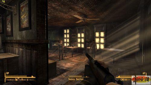 《辐射新维加斯》游戏截图7-9