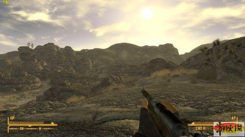 《辐射新维加斯》游戏截图8-10