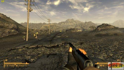《辐射新维加斯》游戏截图8-9