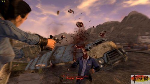 《辐射新维加斯》游戏截图8-1