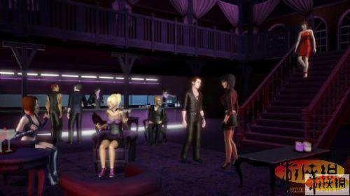 《模拟人生3:深夜狂欢》精美游戏截图—3-8