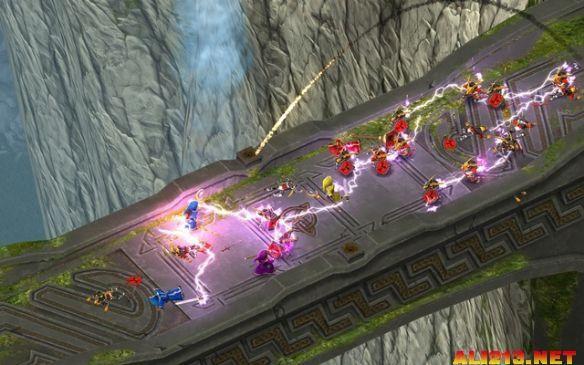 《魔法对抗》游戏精美截图-4