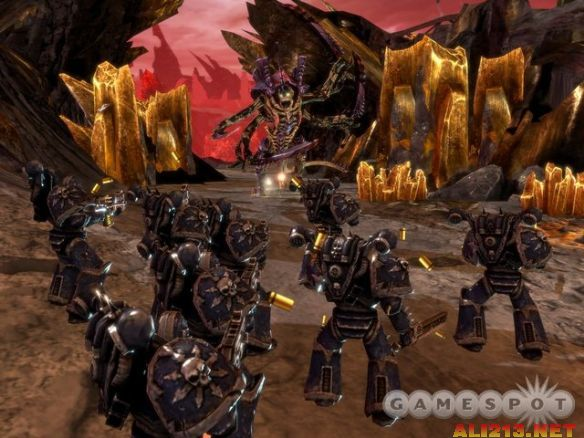 《战锤40K:战争黎明2-惩罚》游戏截图4