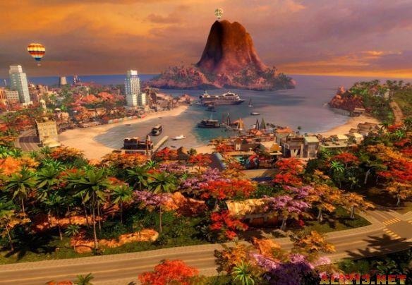 《海岛大亨4》精美游戏截图-1