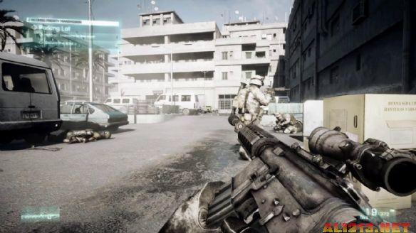 《战地3》游戏截图3