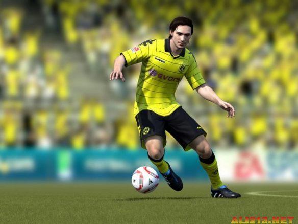 《FIFA 12》游戏截图2
