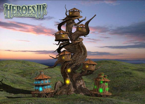 《魔法门系列之英雄无敌4》游戏截图4