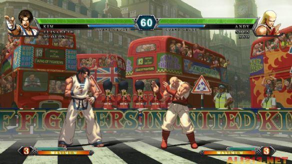 《拳皇13》游戏截图4