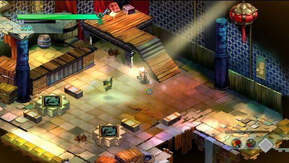 《堡垒》游戏截图4