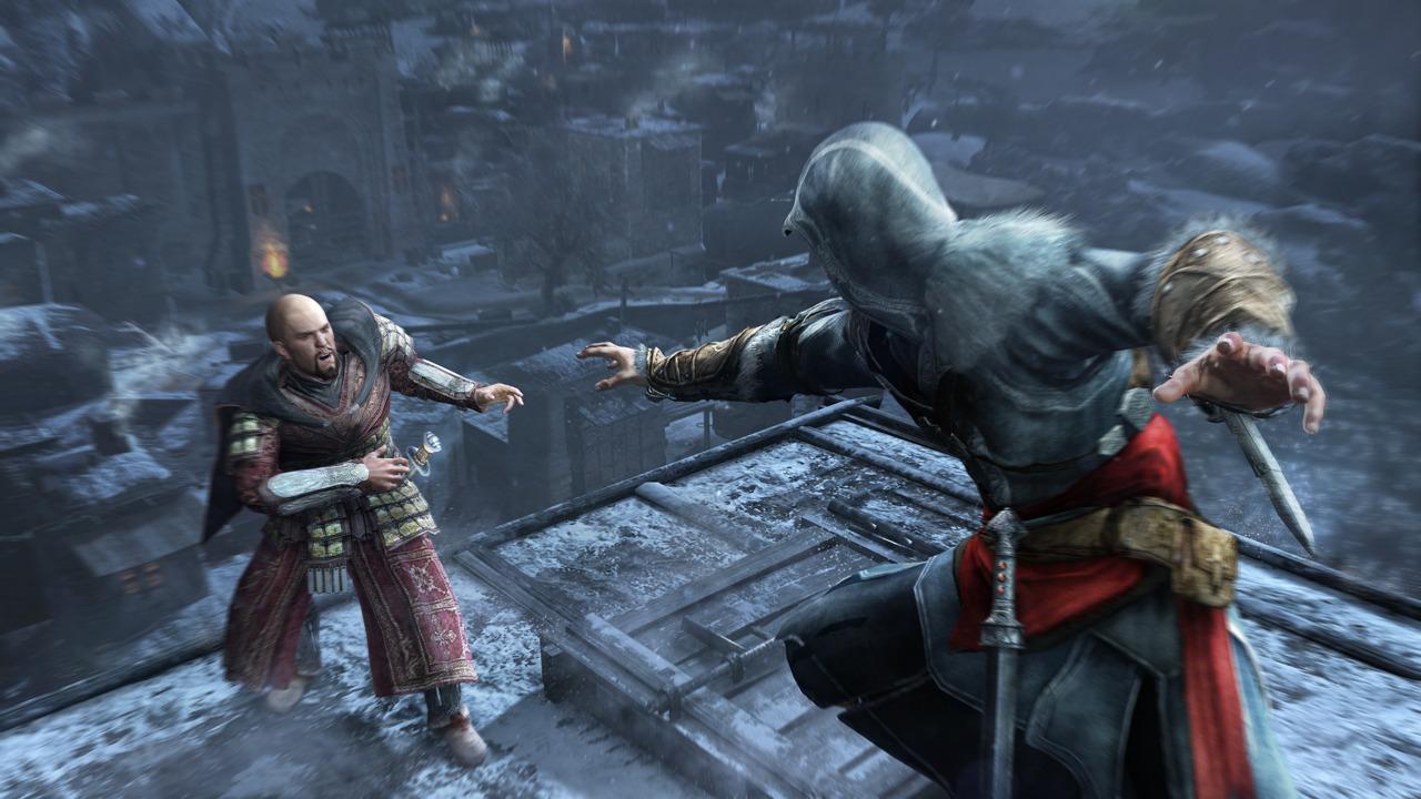 IGN详评 刺客信条 启示录 系列完结之作