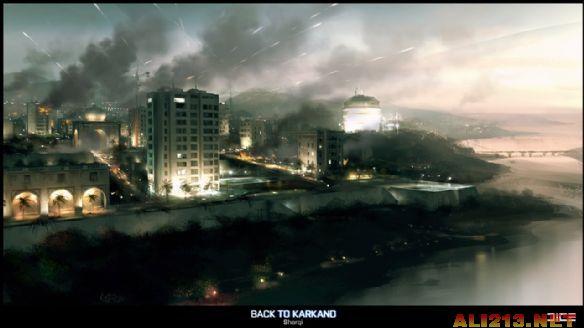 《战地3》游戏截图6